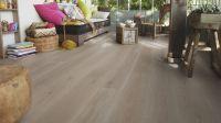 Tarkett Klickvinyl Starfloor Click Ultimate 55 Highland Oak Taupe Veranda