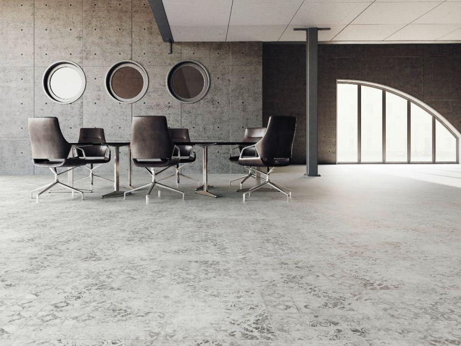 Vinylboden Design 555 Old Patch Grey
