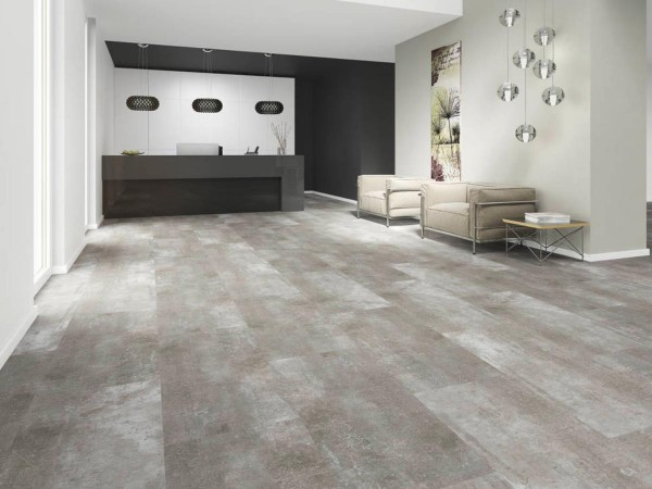 JOKA Designboden 555 Grey Screed