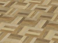 Vorschau: ADRAMAQ Vinylboden Designer's LVT Two Klickvinyl Squared Wood Nature