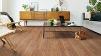 Tarkett Klebevinyl ID Essential 30 Aspen Oak NATURAL Wohnzimmer