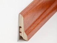 Vorschau: Holz Sockelleiste Klassisch Merbau 20 x 60 x 2500 mm