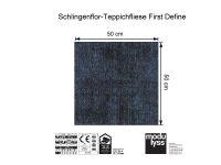 Modulyss Teppichfliese First Define 573