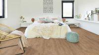 Tarkett Klickvinyl Starfloor Click Ultimate 55 Weathered Oak Natural Schlafzimmer