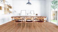 Vorschau: Tarkett Klebevinyl ID Essential 30 Aspen Oak NATURAL Esszimmer