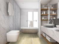 Vorschau: TFD Floortile Klebevinyl Style Pro 12 Badezimmer