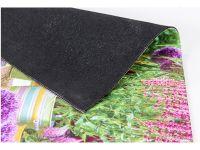 Vorschau: Gummimatte Eco Living Lavendel Welcome Detailbild