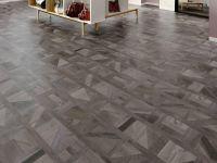 Vorschau: JOKA Klebevinyl Vinylboden Design 555 Dark Tetris Wood