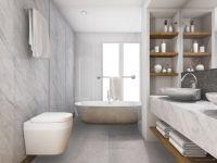 Vorschau: TFD Floortile Klebevinyl Style Pro Sharon 3 Badezimmer