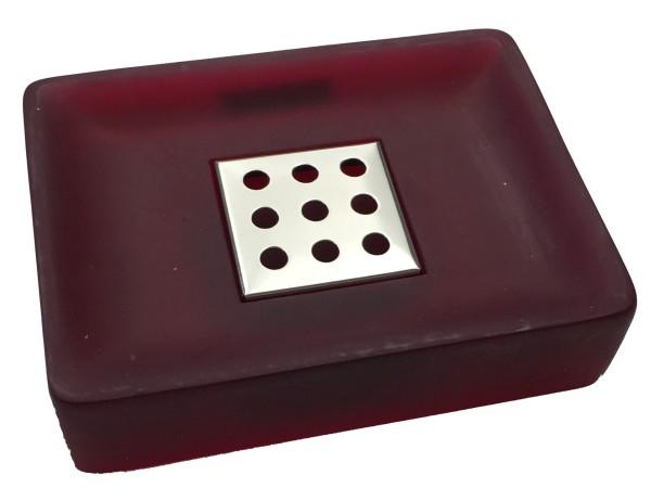 Seifenablage Sorano rot