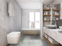 Vorschau: TFD Floortile Klebevinyl Style Stone RM 3110 Badezimmer