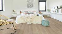 Tarkett Klickvinyl Starfloor Click Ultimate 30 Lakeside Oak Limewashed Schlafzimmer