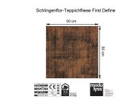 Modulyss Teppichfliese First Define 322