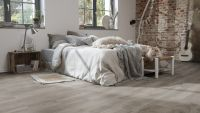 Vorschau: Tarkett Klebevinyl ID Inspiration 30 CLASSICS Antik Oak Dark Grey Schlafzimmer