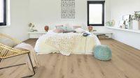 Vorschau: Tarkett Klickvinyl Starfloor Click Ultimate 55 Delicate Oak Natural Schlafzimmer