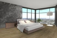 Vorschau: TFD Floortile Klebevinyl Style Register RE 15-6 Schlafzimmer