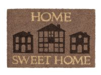 Vorschau: Kokosmatte Coco Style Home Sweet Home