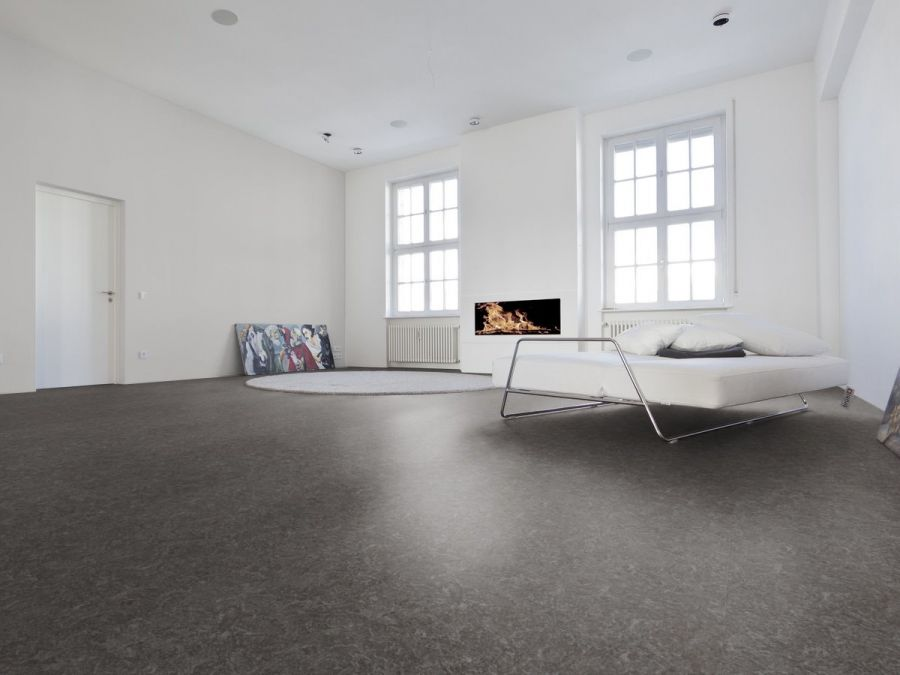 Vinylboden Schieferoptik Bordeaux Slate grey