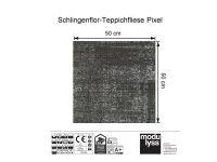 Modulyss Teppichfliese Pixel 995