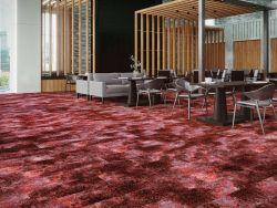 Teppichboden mit Muster nach dem Kauf