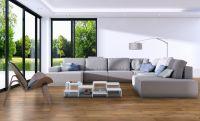 TFD Floortile Klebevinyl Style Pro 11 Wohnzimmer