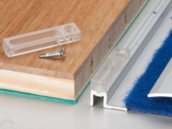 PRINZ PS 400 Erhöhungsblocks silber und Edelstahl poliert