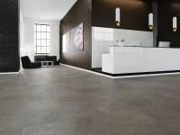 Vinylboden Design 555 Dark Concrete