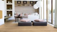 Vorschau: Tarkett Klebevinyl ID Inspiration 55 NATURALS Swiss Oak Natural Wohnzimmer