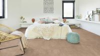 Vorschau: Tarkett Klebevinyl ID Inspiration 30 NATURALS Belgian Stone Silt Schlafzimmer