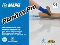 Mapei Planitex Pro Bodenspachtelmasse 25 kg