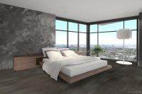 Vorschau: TFD Floortile Klebevinyl Style Register HC7260-13 Schlafzimmer