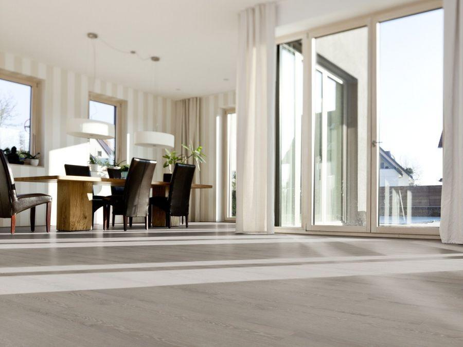 Vinylboden XL-Diele Bordeaux Oak grey