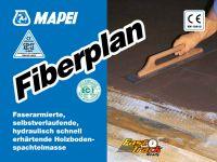 Vorschau: Mapei Fiberplan Holzbodenspachtelmasse 25 kg