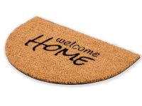Vorschau: Kokosmatte Coco Smart halbrund Welcome Home Perspektive
