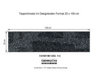 INFLOOR Teppichmodule COVER MO 002-590 selbsthaftend