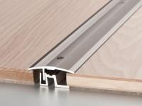 Übergangsprofil Laminat und Parkettboden