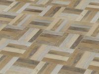 Vorschau: ADRAMAQ Vinylboden Designer's LVT Two Klickvinyl Squared Wood Grey