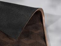 Vorschau: Gummimatte Honeycomb rose gold Detailansicht