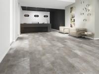 Vinylboden Design 555 Grey Screed