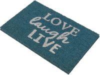 Vorschau: Kokosmatte Coco Glitter Love laugh Live Perspektive