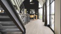 Vorschau: Tarkett Klickvinyl Starfloor Click Ultimate 55 Bleached Oak Grege Flur