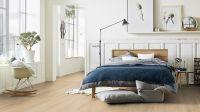 Vorschau: Tarkett Klebevinyl ID Inspiration 70 NATURALS Variant Oak Natural Schlafzimmer