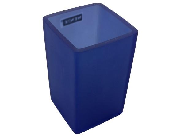 Zahnputzbecher Sorano blau