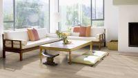 Vorschau: Tarkett Klebevinyl ID Inspiration 30 CLASSICS Antik Oak Beige Wohnzimmer