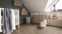 Vorschau: Tarkett Klickvinyl Starfloor Click Ultimate 30 Galloway Oak Medium Warm Brown Kinderzimmer