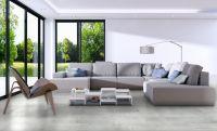 Vorschau: TFD Floortile Klebevinyl Style Stone RS 631 Wohnzimmer