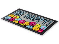 Vorschau: Gummimatte Fashion Be Happy Perspektive