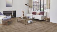 Tarkett Klickvinyl Starfloor Click Ultimate 30 Galloway Oak Medium Warm Brown Wohnzimmer