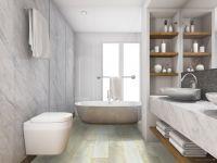 Vorschau: TFD Floortile Klebevinyl Experience 1 Badezimmer