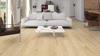 Vorschau: Tarkett Klebevinyl ID Inspiration 30 NATURALS Brushed Elm Natural Wohnzimmer